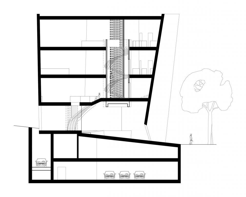 Prada Flagship Store Oval Studio