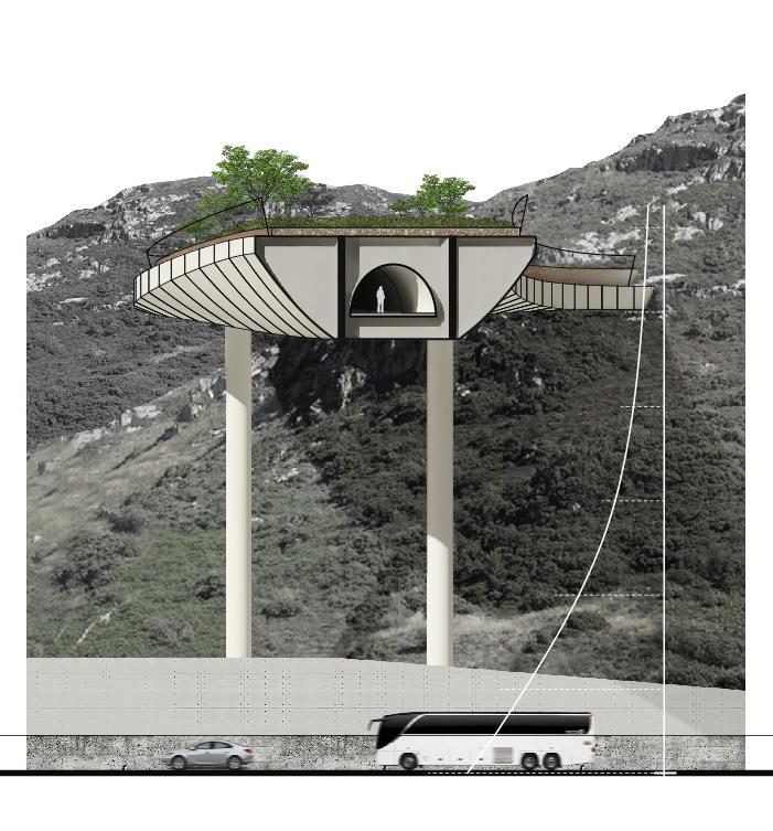 Bridgeview Apartments: Oval Studio